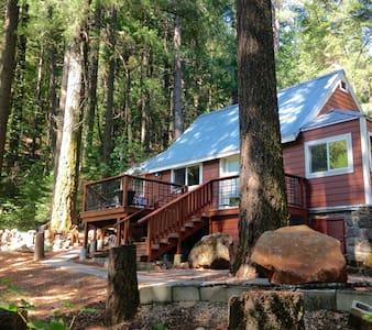 Shasta Retreat Cabin & Mini Cabin - Dunsmuir