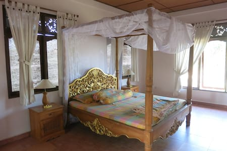 Traditional Grand Balinese Home