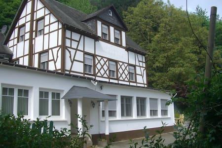 zeer ruim vakantiehuis Moezel - Hus