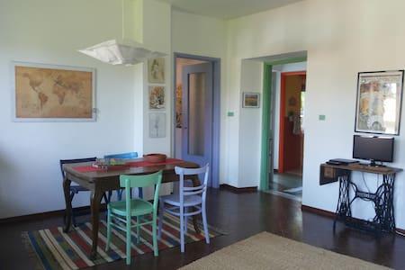 """Apartment """"La Sosta"""" - Castelletto sopra Ticino - Flat"""