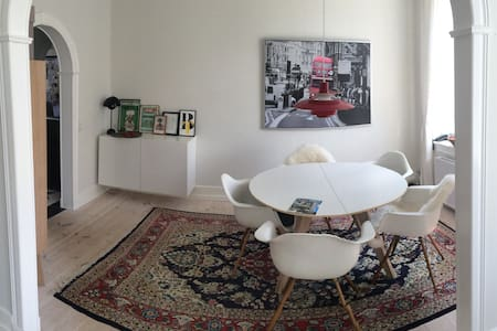 Neat and clean apartment in CPH.