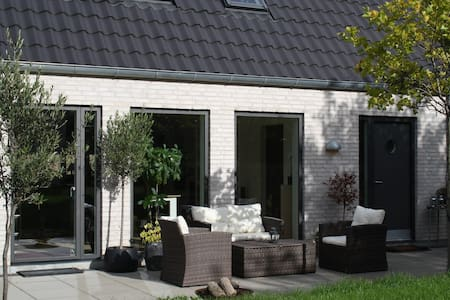 Modern house close to Copenhagen - Fredensborg - House