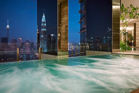 Room + own bath, awesome facilities