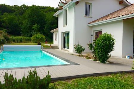 Maison calme piscine sud des Landes - Orthevielle