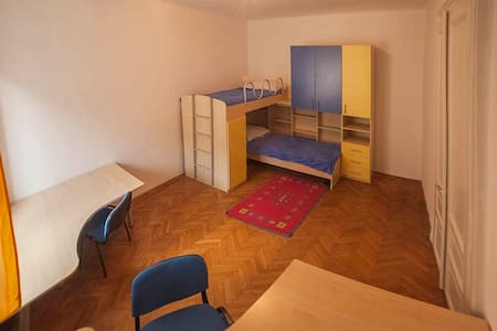 Zagreb budget, center room, kitchen - Zagreb - Wohnung