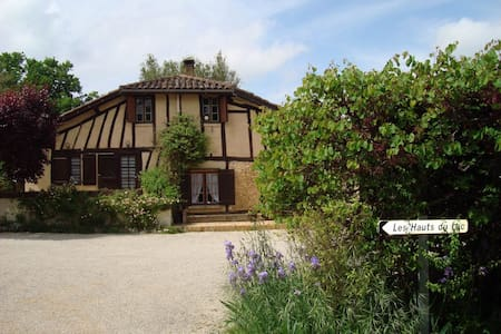 Attractive apartment in Gascony