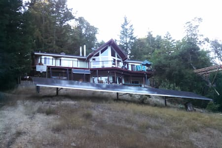 Big Basin State Park House - Casa