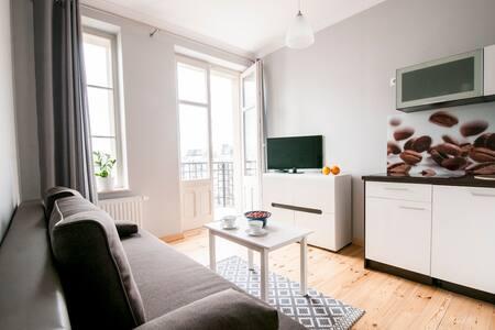 1-Bedroom Apartment by GLANC STUDIO