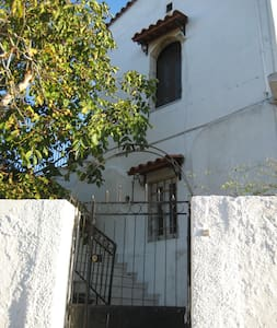 Nid/Nest 10' from Rethymnon and northern beaches! - Kastellos - Huis
