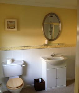 The lake view Lodge - Fairford - Chalet