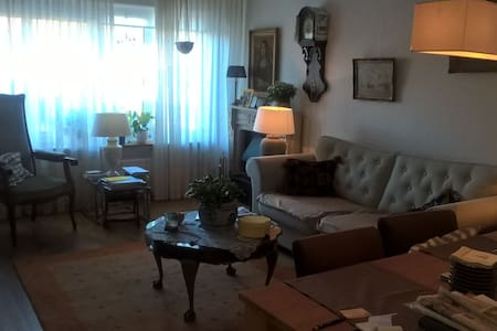 Private Room nearby the City Center (Free Parking) - Casa