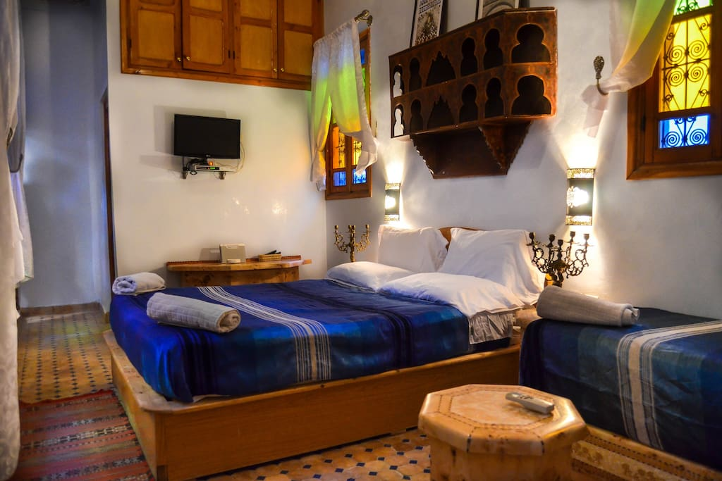TRADITIONAL ENTIRE RIAD TO RENT
