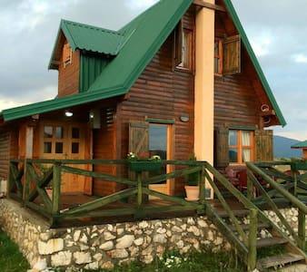 Mountain Vista Lodge - Tepačko Polje - Hus