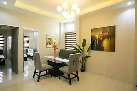 2-BR Apartment unit in Mabolo-3M - Cebu - Apartamento