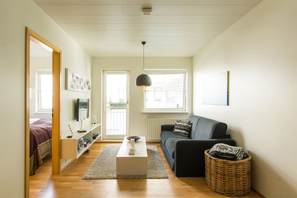 Apartment in the heart of Akureyri