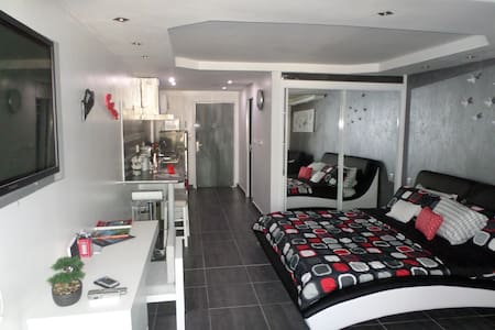 Butterfly Studio 45m² Mont-Vernon - Apartment