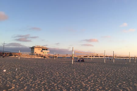 Living the SoCal life in Hermosa