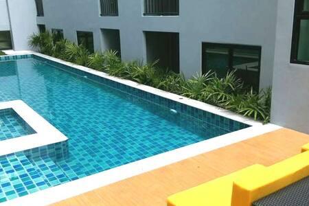 B-Loft 115 New Condo 499/5  26.01㎡ - Bangkok - Apartment