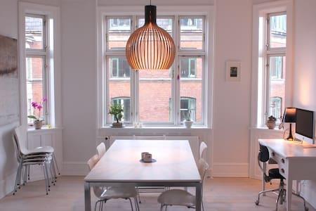 Bright luxury flat with balcony