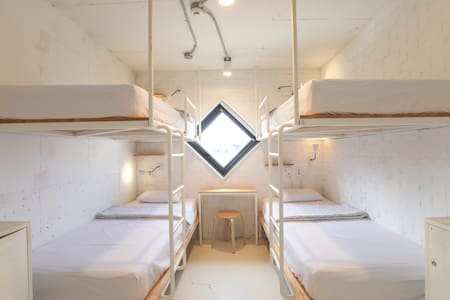 Dormitory for male (4 persons) - Jeju-si - Bed & Breakfast