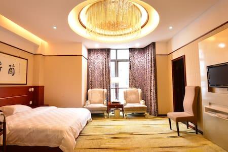 爱T淘互联网客栈公馆楼标准大床房 - Quanzhou - Apartment