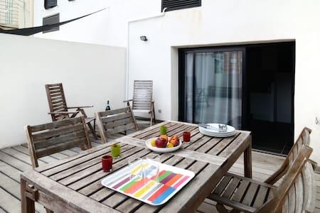 Studio terrasse proche Calanques - Marseille - Flat