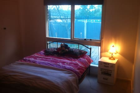 Furnished room with dbl bed 2 Avail