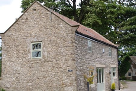 Barn conversion in idyllic setting - Bishop Auckland