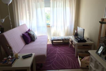 Cosy Apartment near Porto and beach - Pis