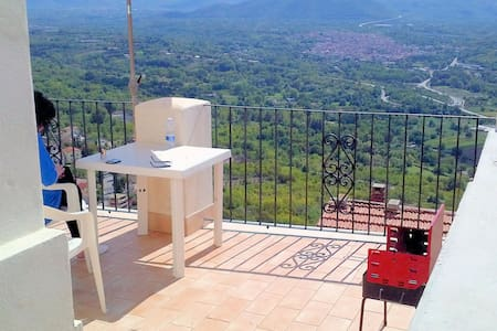 I Terrazzi, stunning house at 450mts, great view! - Rumah