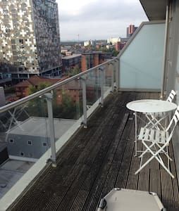 Modern City Centre Double Room