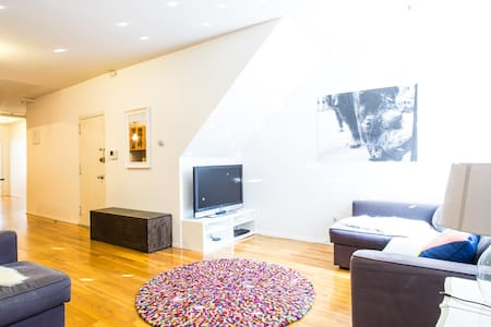 Downtown Designer Full Floor Loft - New York - Apartment