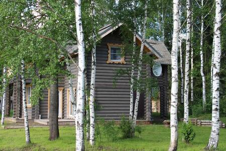Дом на природе (Подмосковье,Истринский район) - Istrinsky District