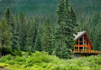 Breck Country Log Cabin!  Rustic charm! B&B - Szoba reggelivel