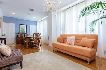 Bright Luxury With NYC View - Weehawken - Appartement