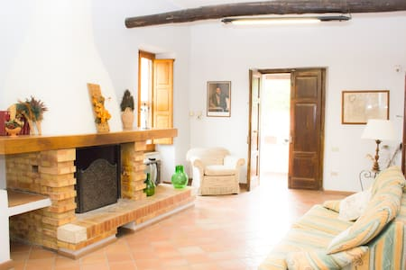 Suite with fireplace - Vila