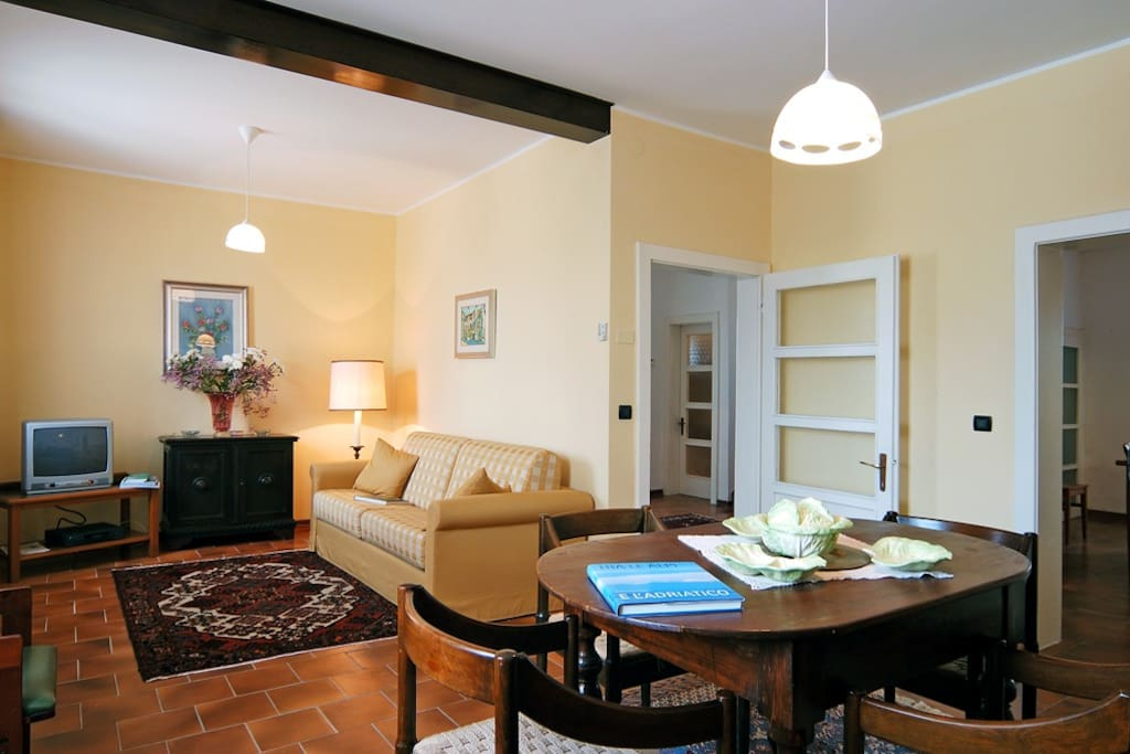 Wonderful apartments with pool, Italy, our big and wonderful apartment Airone