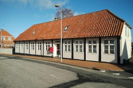 Købmandsgård i Svaneke værelse nr.4 - Pousada
