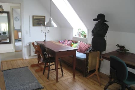 Charming apartment close to CPH - Lyngby - Apartment