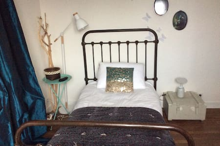 Chambre cosy avec vue sur jardin - Haus