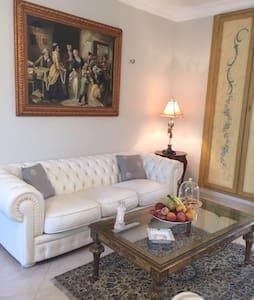 Esclusivo appartamento in villa - Lacco Ameno - Hus
