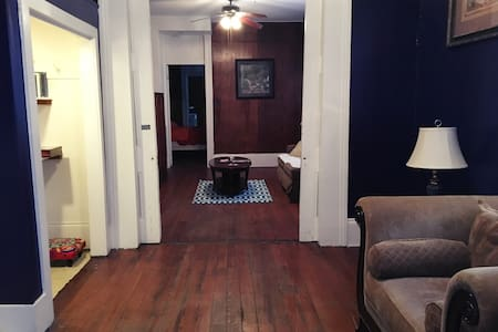 At Home In NOLA- close to French Quarter, Uptown - Nueva Orleans - Departamento