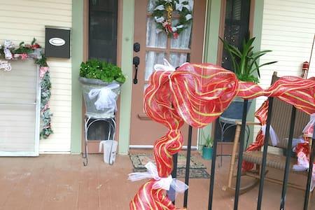 Charming Apt in Historic Carrollton area - Nova Orleans - Apartamento