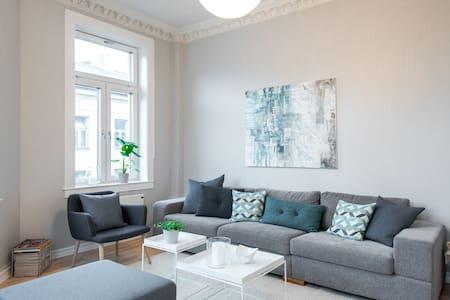 Charming & trendy apartment near Grunerløkka - Oslo - Apartamento
