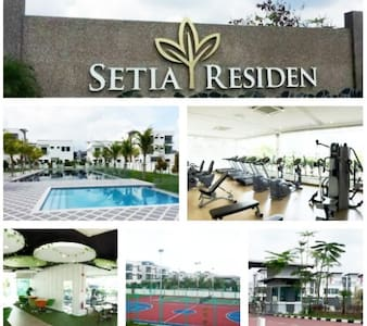Acomodation @ Setia Residen [Move In Condition] - Sitiawan - 独立屋