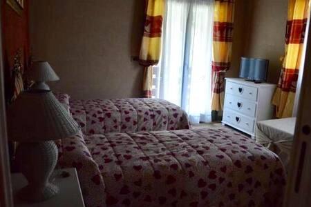 Camera doppia uso singolo con bagno - Bed & Breakfast