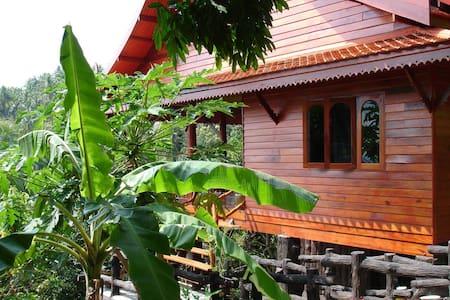 Wonderful Island Retreat | Baan Nam - House