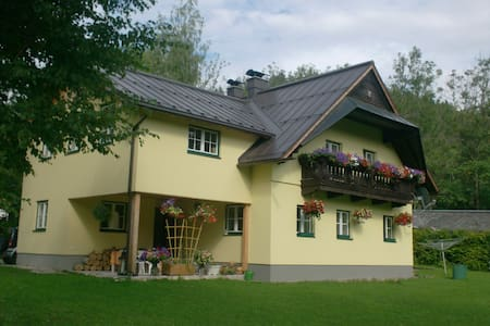Lake Altaussee, Large Holiday Home (220sqm) - Ház