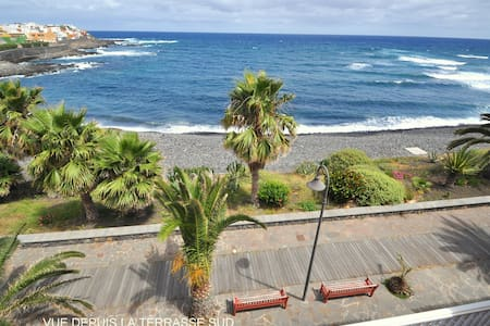 PENTHOUSE EN FRENTE DEL OCEANO WIFI - Apartment