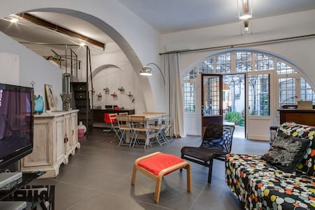 Beautiful Loft in San Lorenzo - Roma
